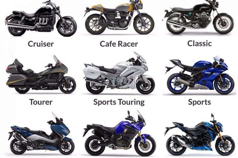Motosiklet başlangıç motosikleti