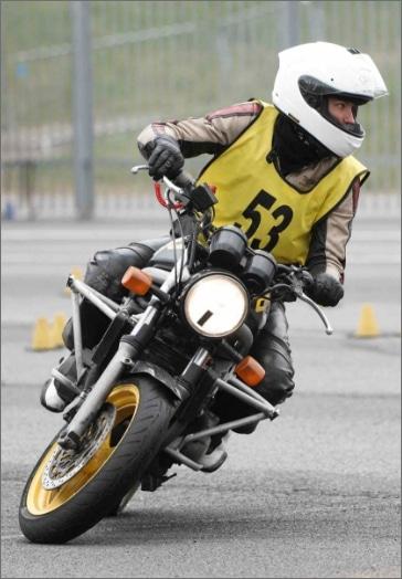 Kapalı Alan Motosiklet Eğitimi